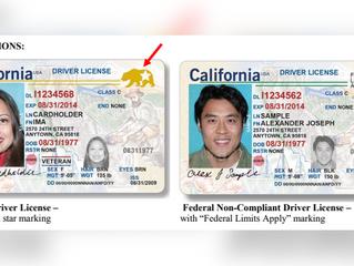California Real ID Act- Speedy Insurance Agency www.speedyins.com