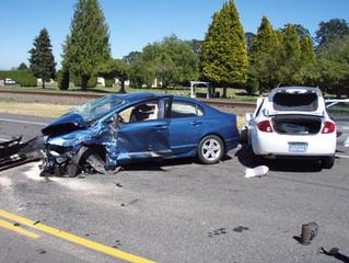 IN AN ACCIDENT? Speedy Insurance Agency www.speedyins.com