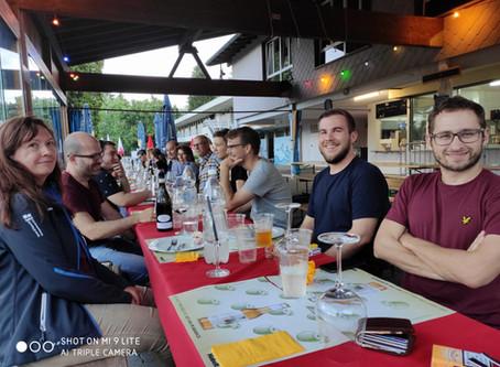 Grillfest im Strandbad Diepoldsau