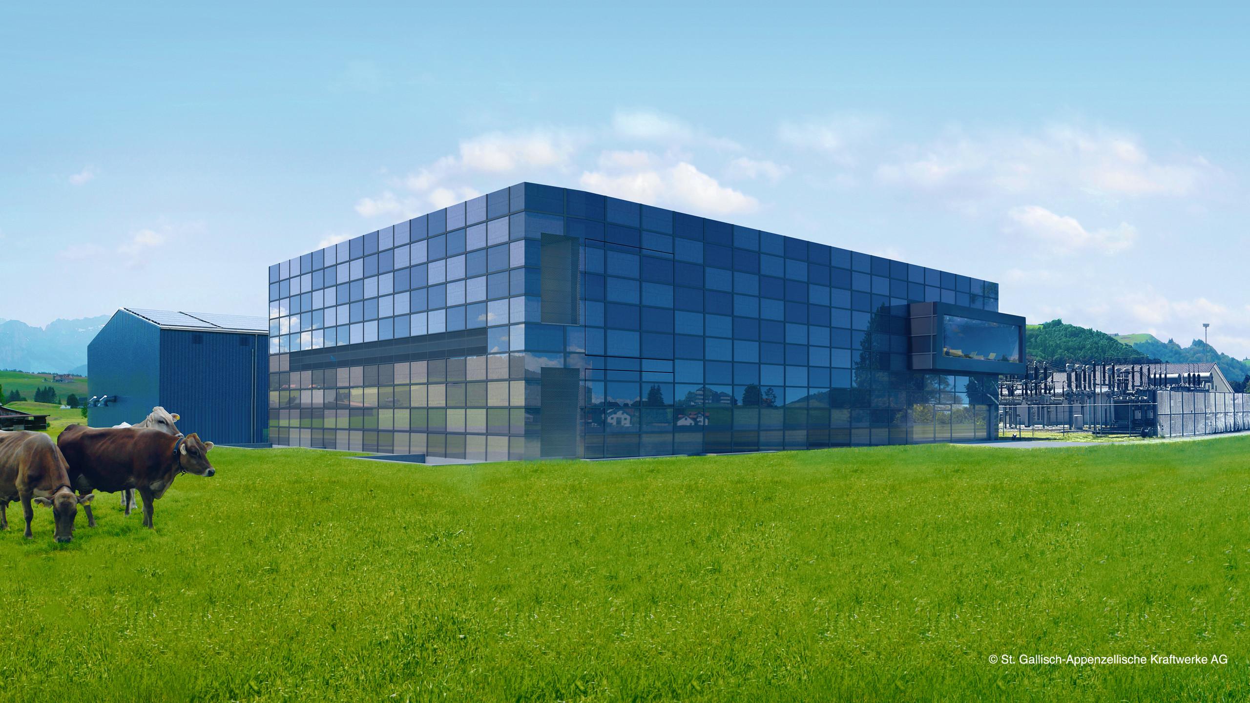 Rechenzentrum Ostschweiz