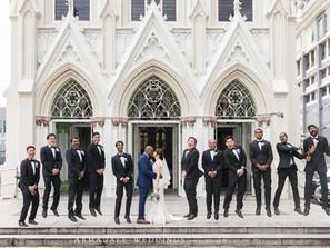 Church Wedding | Celebrating Sri & Adriana