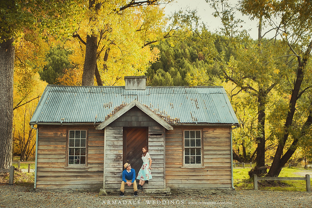 New Zealand Prewedding Arrowtown