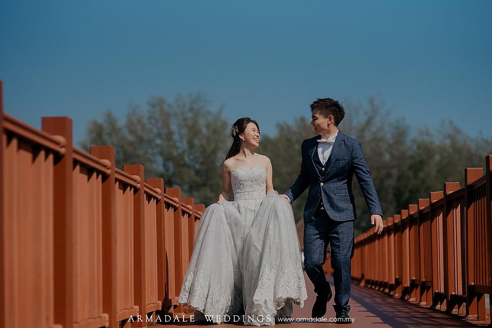 Port Dickson Malaysia Pre-Wedding