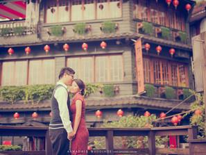 Journey of love in Taiwan | Shing Yi & Chee Seong