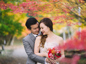 Kyoto, Japan Pre-Wedding | Celebrating Sook Li & Denn
