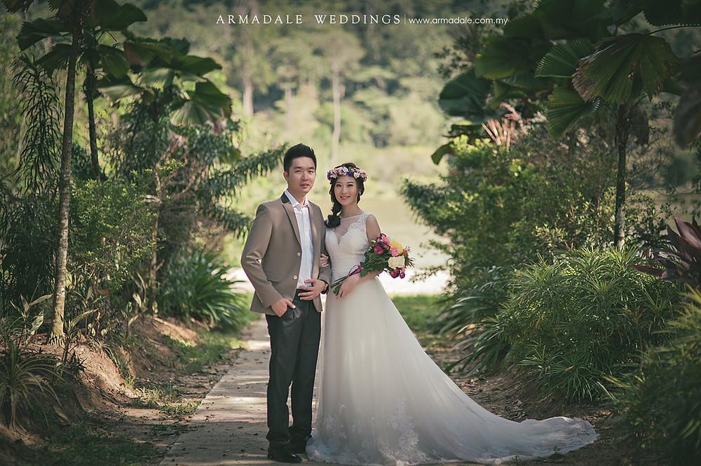 pre-wedding in kl