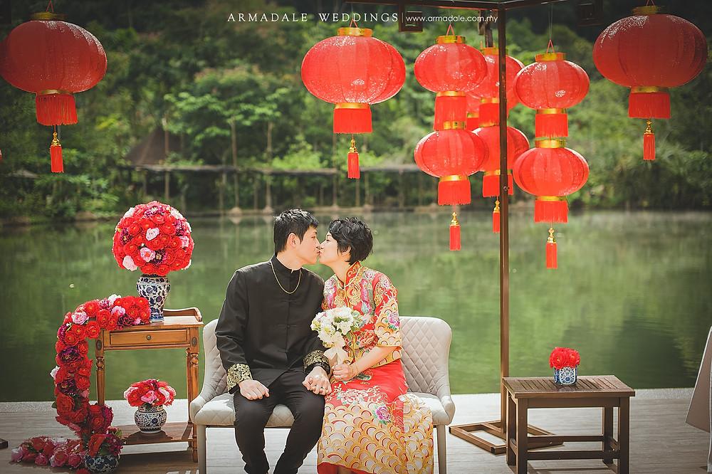 Wedding in Banjaran Hotspring Ipoh