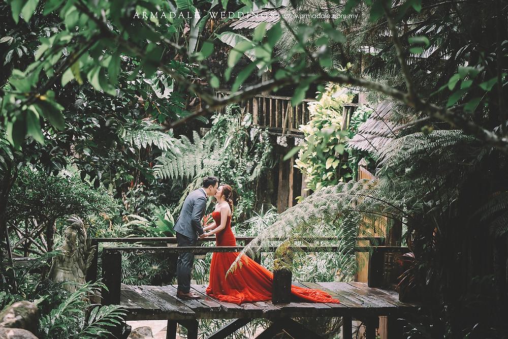 prewedding in Penang