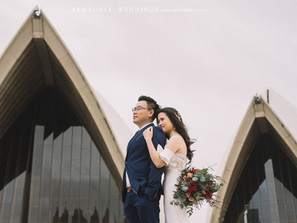 Sydney Pre- Wedding | Celebrating Chen Loon & Nicole