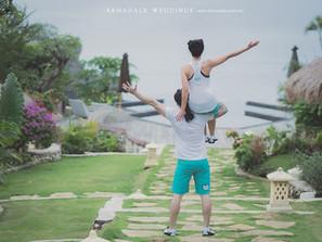 Bali Pre-Wedding | Cassandra & Adrian (Casual Portraits)