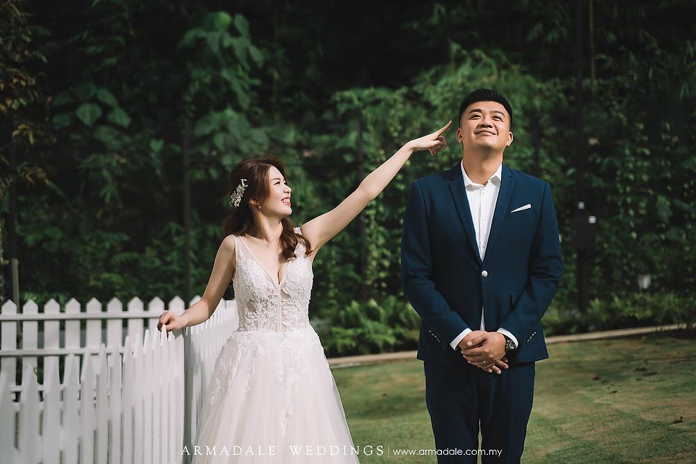 Setia Eco Templer, Malaysia Pre-Wedding
