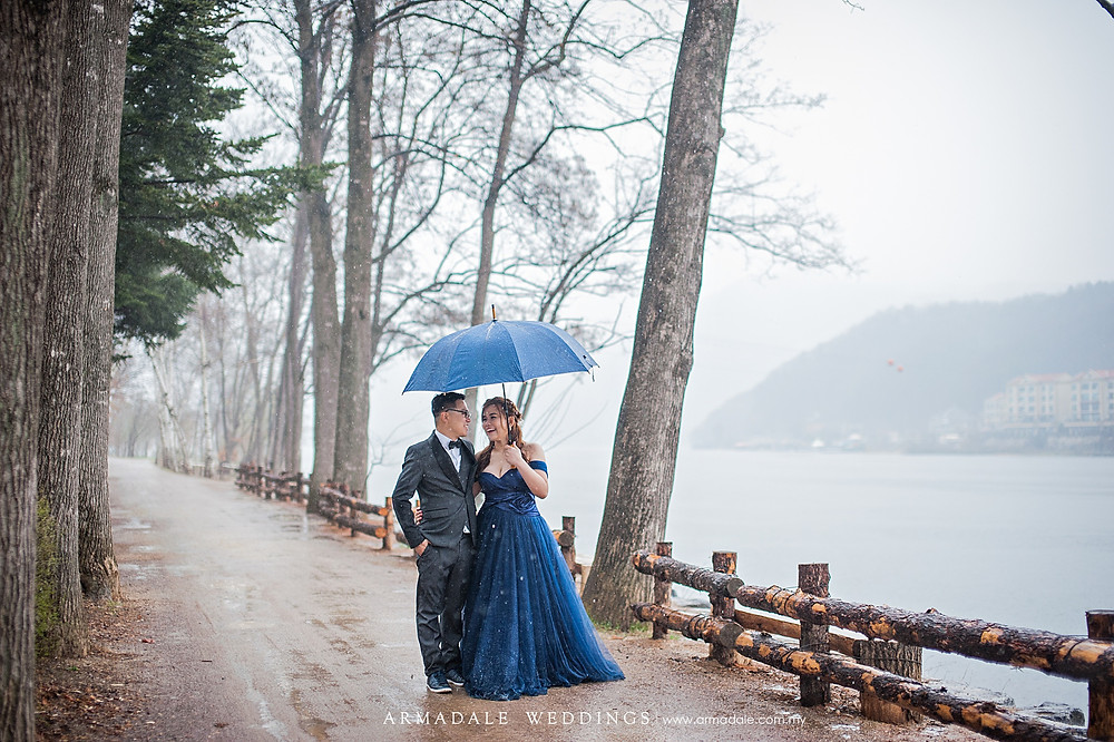 seoul, korea prewedding