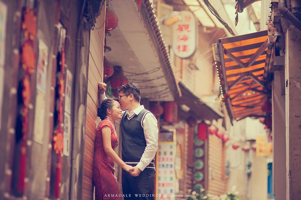 Jiu Fen prewedding