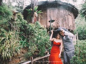 Pre-Wedding in Penang