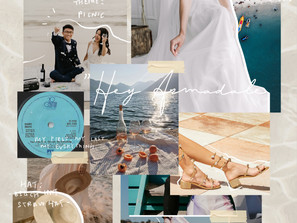 August Weekly Issue | 6 Creative Beach Pre-Wedding Photography Ideas You Should Know