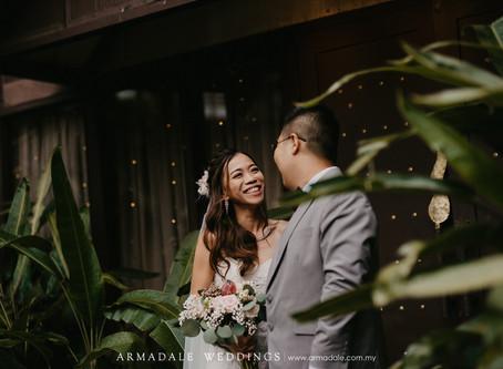 Wedding in Rama V Thai | Celebrating Alice & Leon