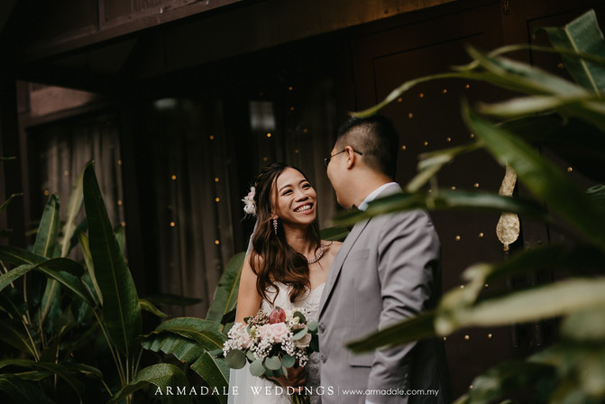 Wedding in Rama V Thai | Celebrating Alice & Leon