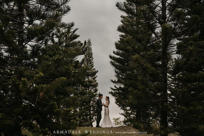 KL Pre-Wedding | Celebrating Lianne & Jimmy