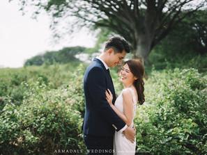 KL Pre-Wedding | Celebrating Ee Lin & Choon How