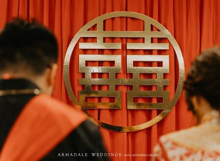 Chinese Wedding | Celebrating Yoon Leen & Benjamin