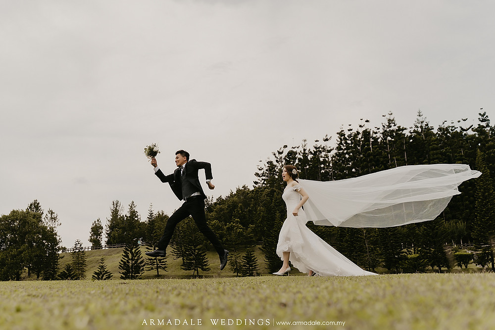 Pre-Wedding Photoshoot Ideas