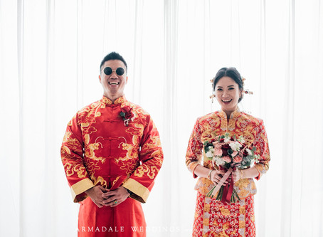 Chinese Wedding | Celebrating Juen & Nadia