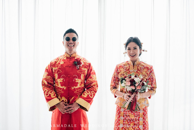 Chinese Wedding | Celebrating Juen & Nadia