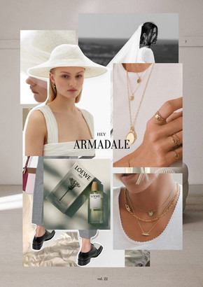November Weekly Issue | 5 Accessories to Glow Up your Minimalist Bridal Look!