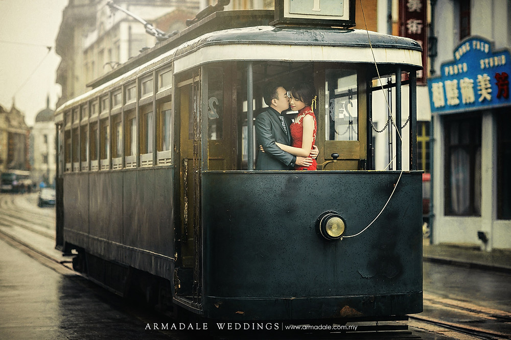 Suzhou prewedding destination wedding