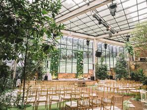 Wedding in Glasshouse Seputeh | Lena & Robin