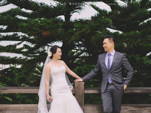 Pre-wedding in Putrajaya | Hui Fang & Patrick