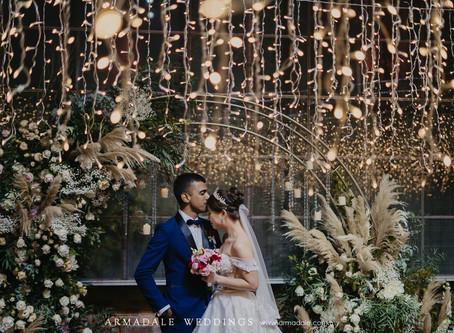 Wedding in Glasshouse Seputeh | Celebrating Nicole & Sathiyaa