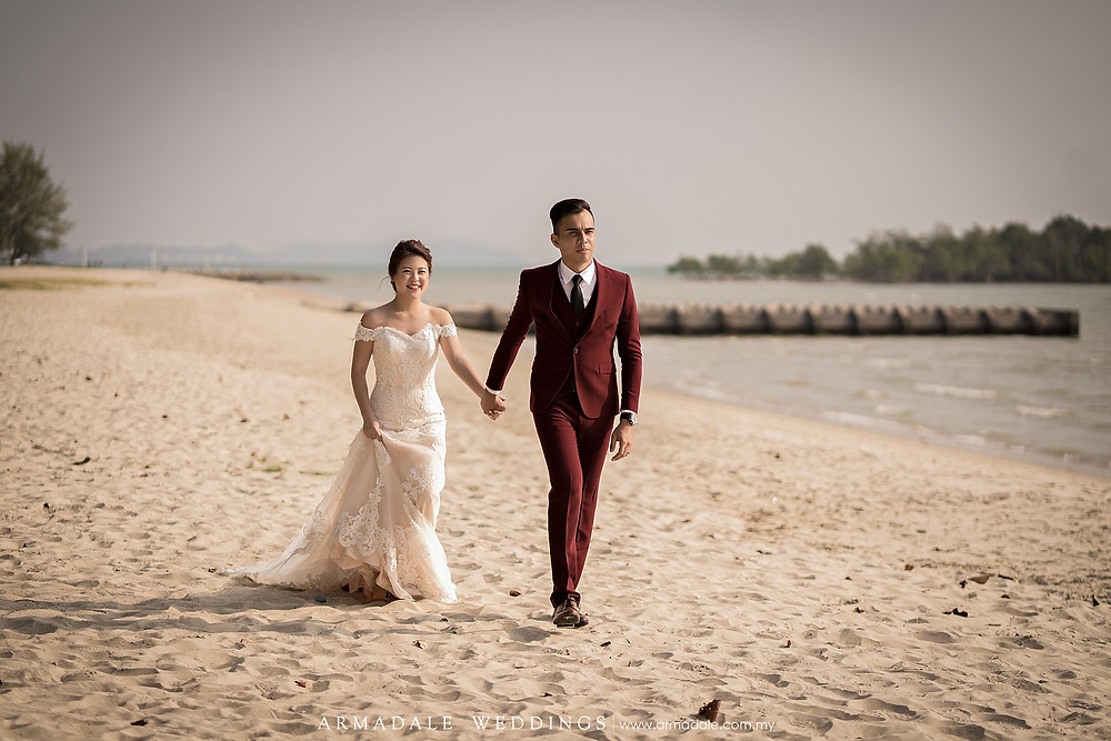 Pre-Wedding in PD
