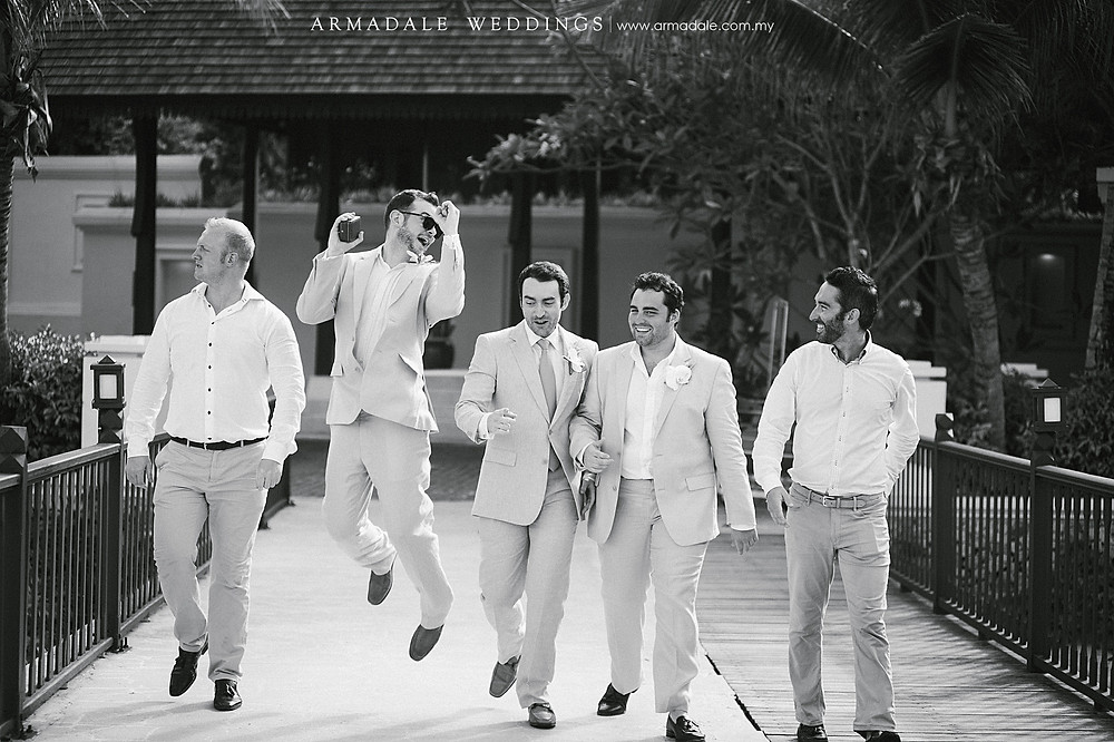 pangkor laut resort wedding ceremony