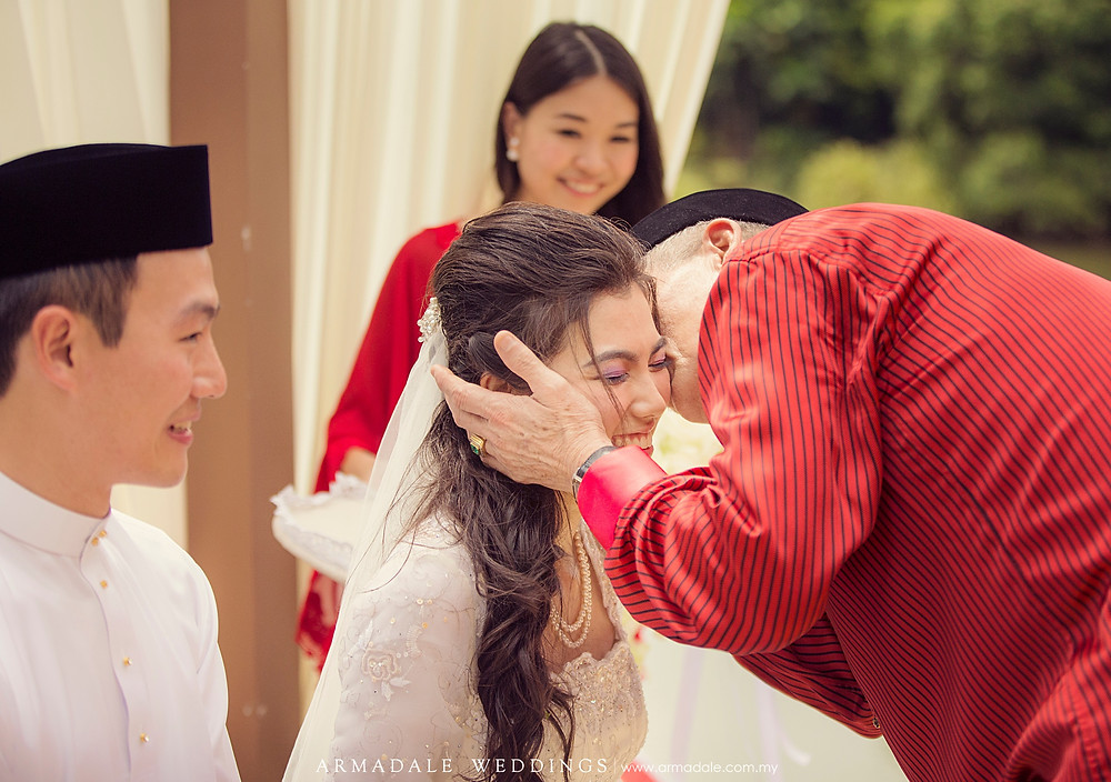 akad nikah malay wedding