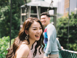 KL Pre-Wedding | Celebrating Stella & Paul