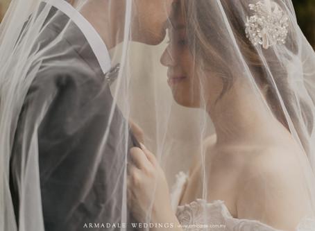 KL Pre-Wedding | Celebrating Pei Nee & Peter