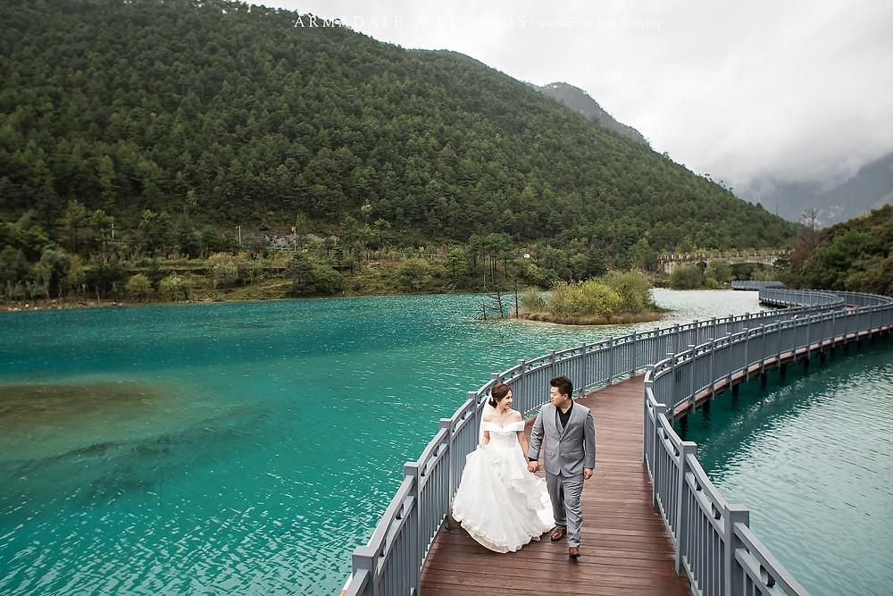 Lijang China Pre-Wedding