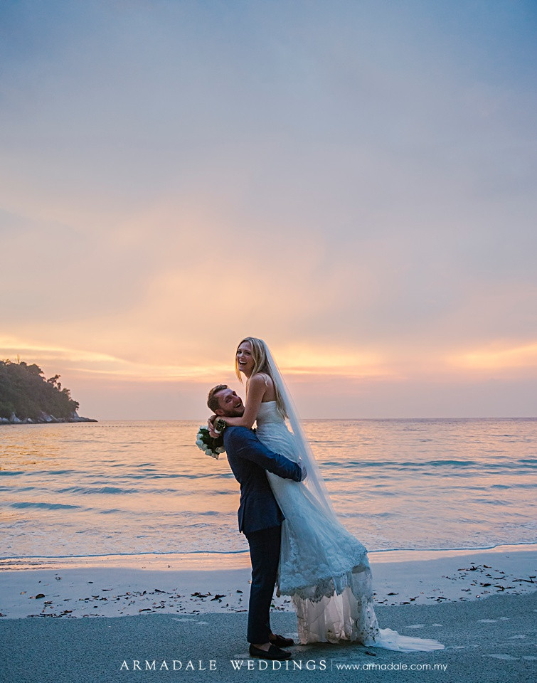 pangkor laut wedding