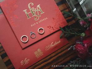 Wedding of Han & Andrea