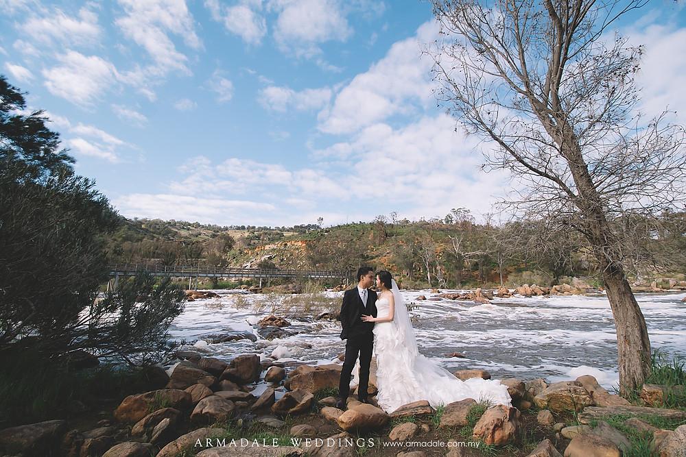 australia wedding photos