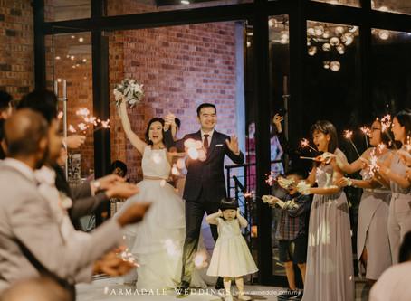 Wedding in Glasshouse Seputeh | Celebrating Cheryl & Vincent