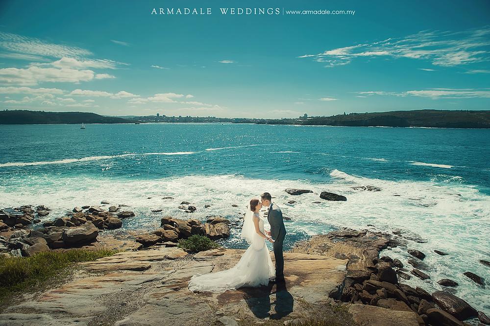 Sydney Prewedding destination wedding