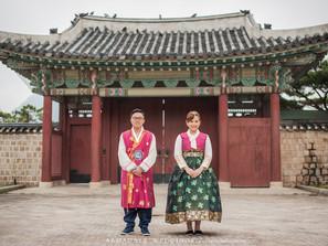 Seoul, Korea Pre-wedding | Tracy & Terence