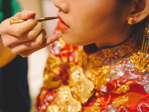 An Oriental Wedding | Fan Chuen & Yen Wei