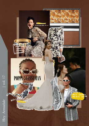 October Weekly Issue | The Magical 2020 Animal Print Trends!