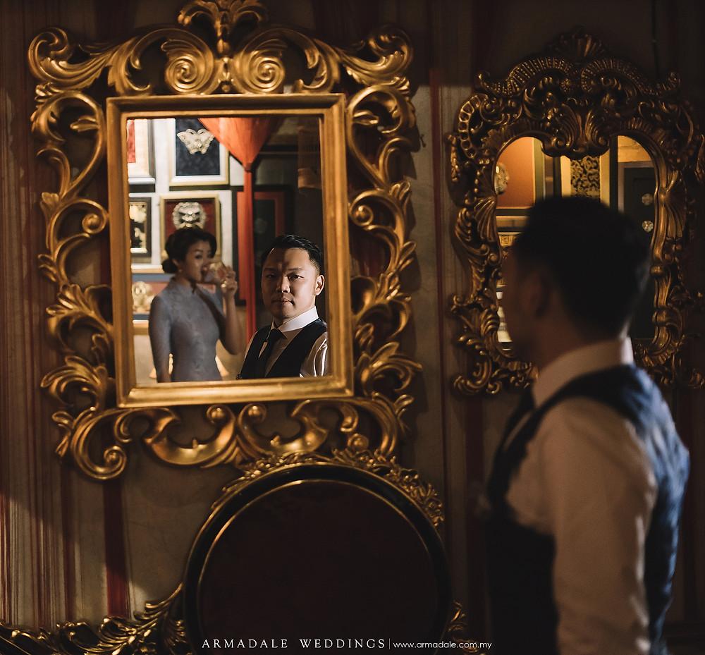 pre-wedding in suzie wong