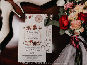 Chinese Wedding | Celebrating Huei Min & Chwan Long