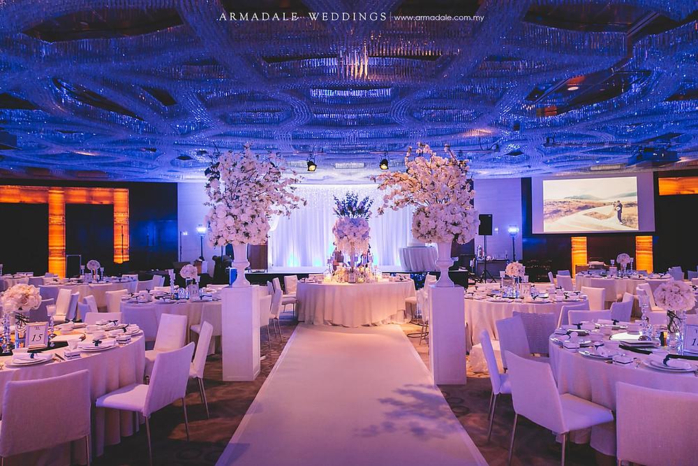 Wedding in Grand Hyatt