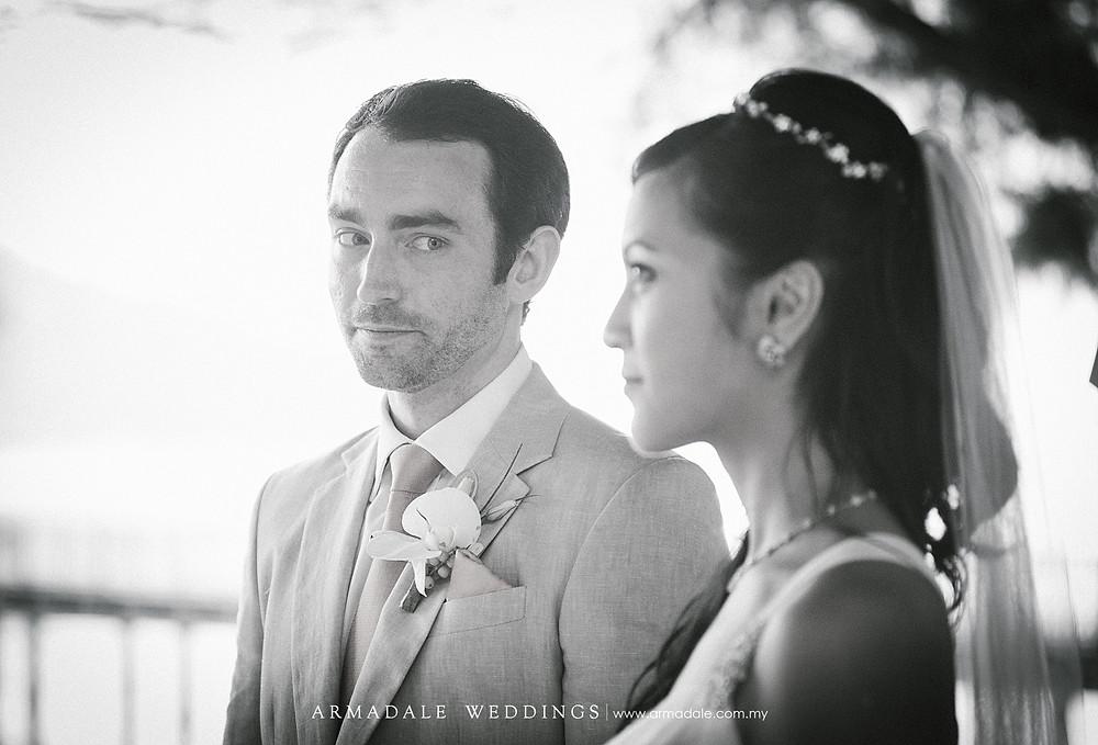 pangkor laut resort wedding